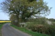 Brook under Bethersden Road