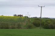 Approaching Thirsley Cottage