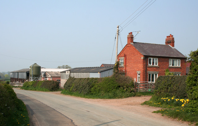 Park Farm, Fenn's Bank