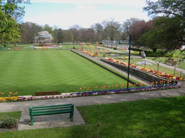 Jubilee Gardens, Spennymoor