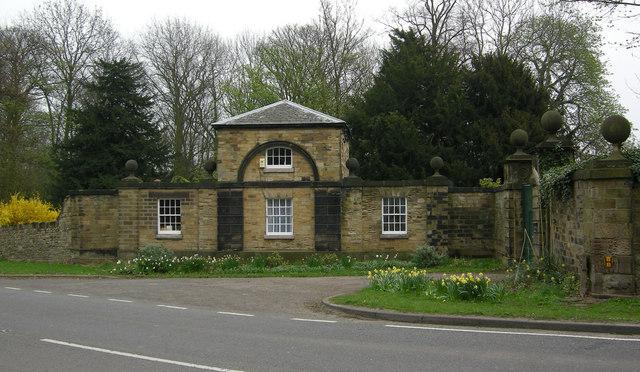 North Lodge - Wentworth Estate.