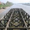Protective Structure for Hawarden Bridge