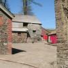 Landkey: barns at Acland Barton