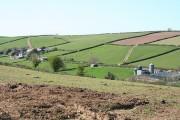 Swimbridge: towards Middle Dean Farm