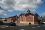 Eglwys Newydd.  A New Church