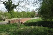 Bridge over Burton Brook.
