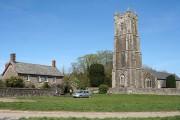 Bishop's Nympton: St Mary's church