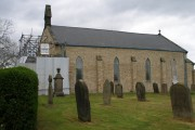Disused church under repair offThornley Green