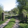 Gate, and Footpath and Track to Queensferry.