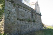 Stone Abutment for the Old Queensferry Bridge
