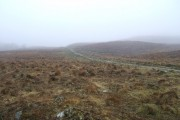 The barren moorland near Torr a Bhreitheimh