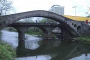 Taff bridges, Pontypridd