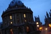 Radcliffe Camera in the evening