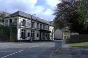 White Rock Hotel, Dinas Road, Penygraig