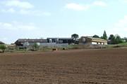 Ploughed Field and Rowley Farm, Bradney, Shropshire