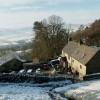 Twitchill Farm in winter