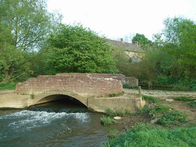 Bridge over River Cherwell