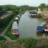 Heyford wharf and station