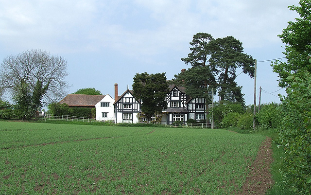 Hopstone House, Shropshire