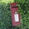 George VI Post Box, Knollbury