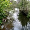 The River Inny from Bealsmill Bridge
