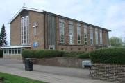 St Mary's R.C. Church , Newton Aycliffe