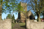 St Peter's Church and gate