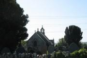 Eglwys Llanfihangel Tre'r Beirdd