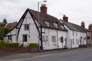 Cruck House, Ledbury