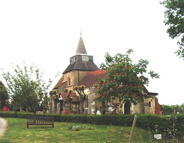 St Nicholas, Fyfield