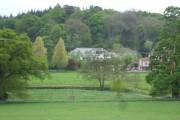 Dunbridge Village from Hatt Hill