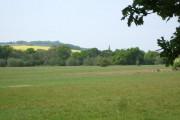 Farmland near Lockerley