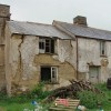 Derelict cottage behind Thorndon House
