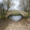 Beckford Bridge - from the river