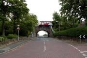 Cone Lane Railway Bridge