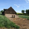 Barn renovation at Hillfoot Farm