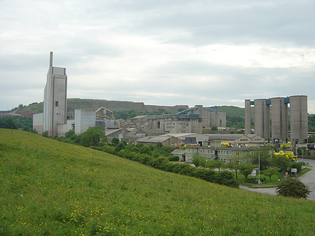 Cauldon Cement Works