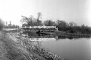 Seend Park Swing Bridge I, Kennet and Avon Canal