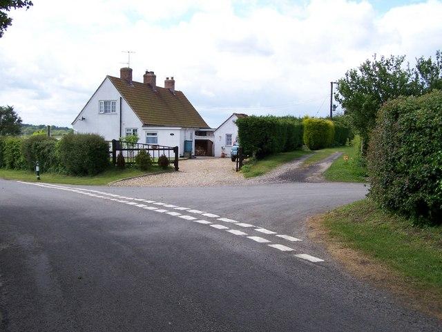 Cottage on the corner
