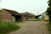 Part of Elm Farm, just west of Great Clacton
