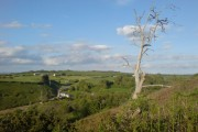 Farmland near Llanmadoc
