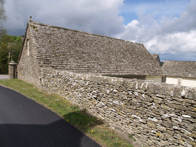 Study in stone, Miserden