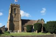 The Church of St James, Preston Plucknett