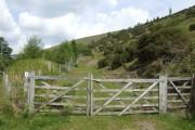 Access land above Handless