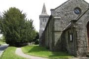 St. Michael's and All Angels church, Cwm Head