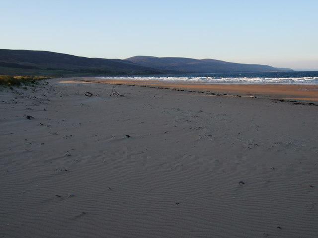 Beach at Dalchalm