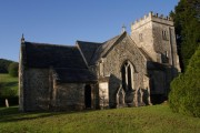 St Cuthbert's church, Widworthy