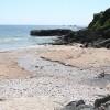 Chivelstone: Lannacombe Beach