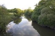 River Torridge at Hele Bridge, Devon