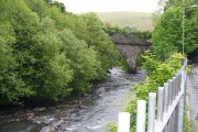 River Cynon in Abercynon